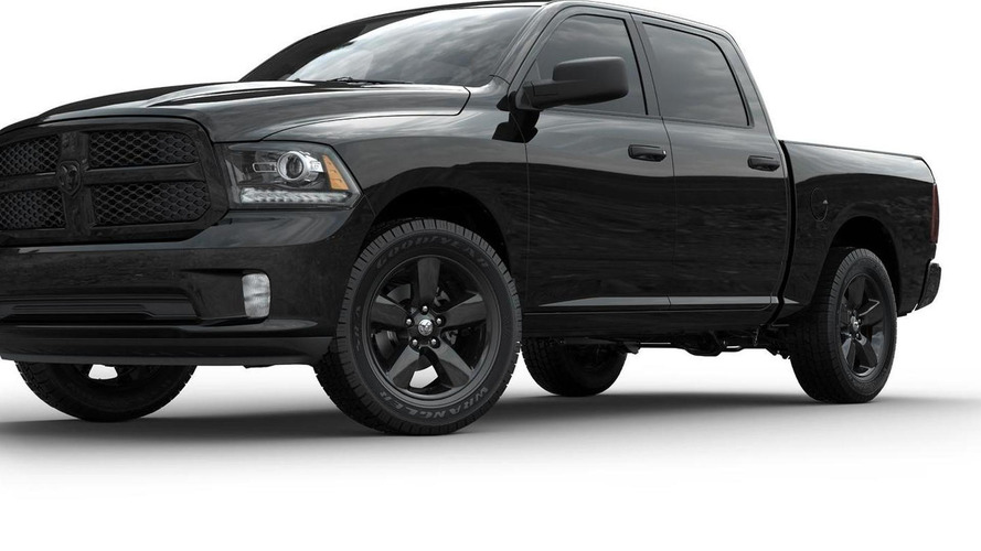 Ram 1500 Buzz special editions announced