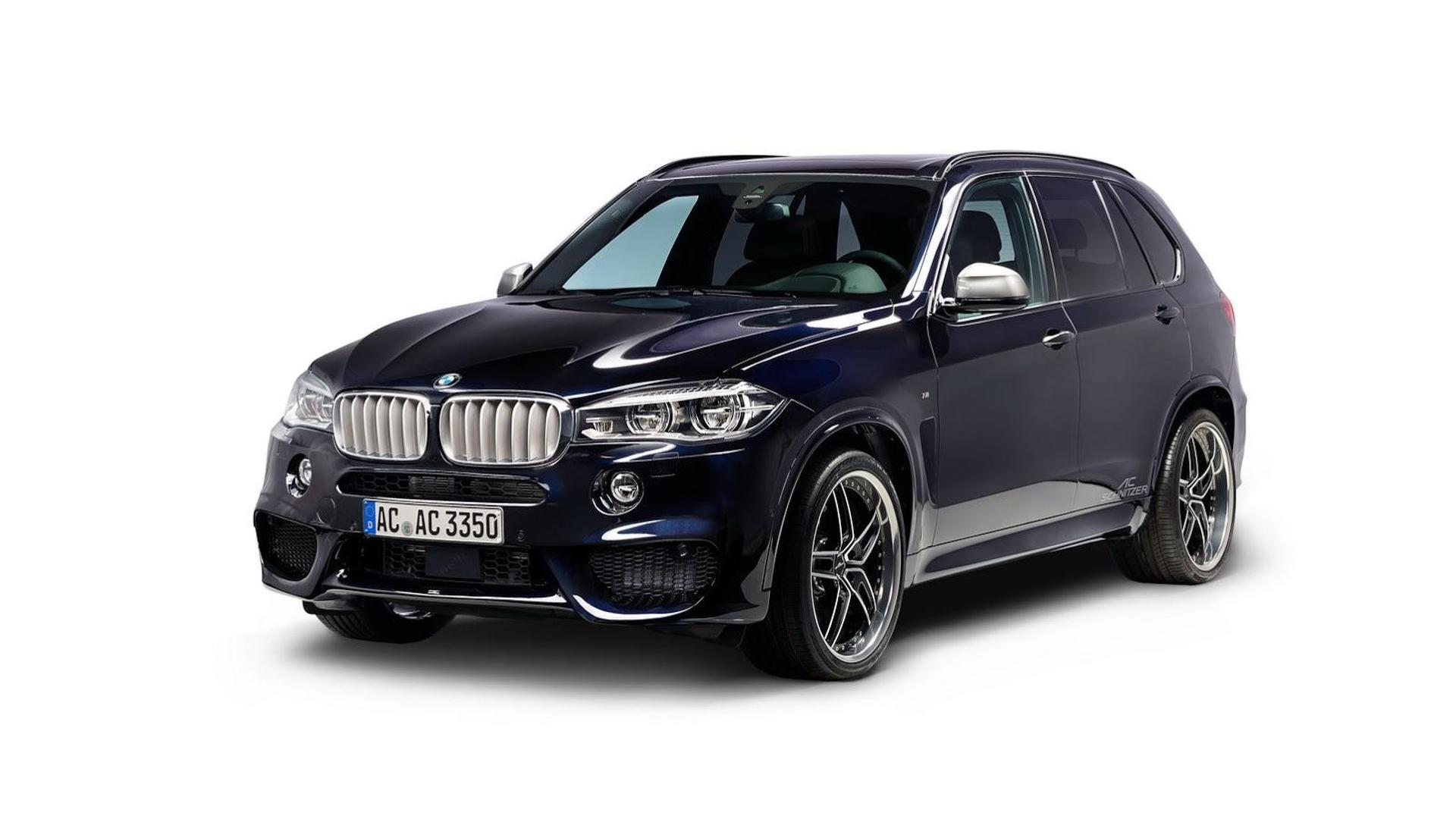 Ac Schnitzer Bringing Full Custom Kit For Third Gen Bmw X5