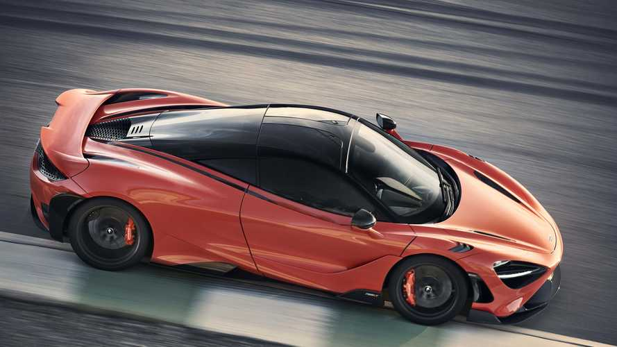 McLaren 765LT debuts with 755 bhp and lots of carbon fibre