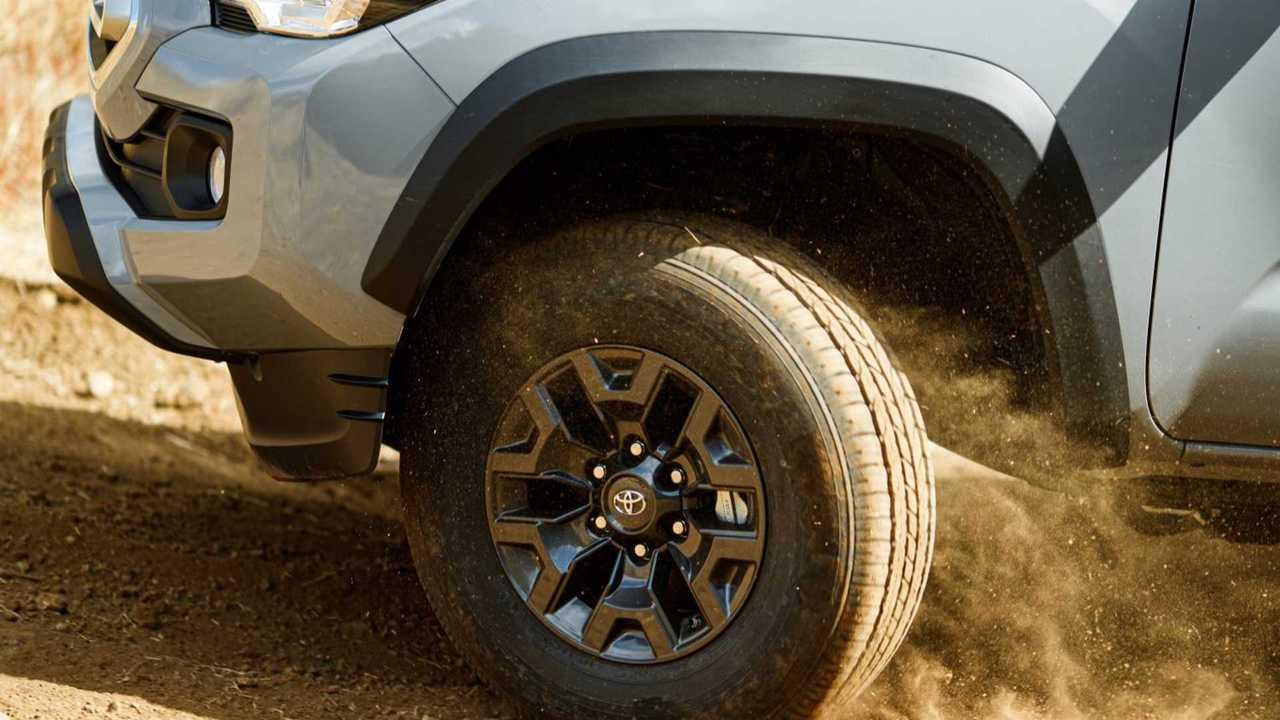 Toyota Truck Teaser