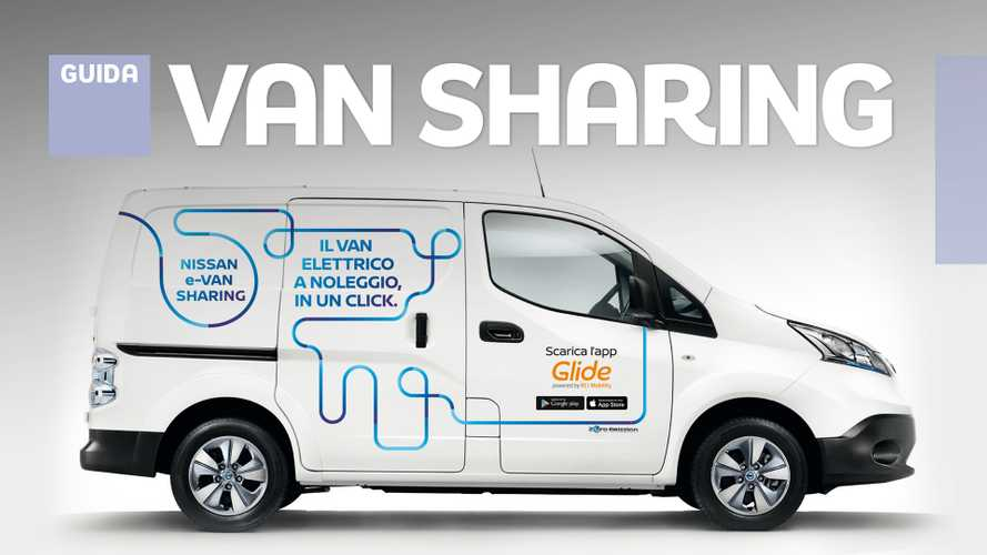 Van Sharing, quanto costa, a chi serve, quali case lo propongono
