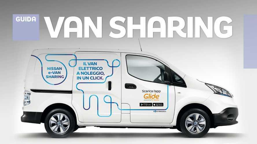 Noleggio furgoni, come funziona il van sharing