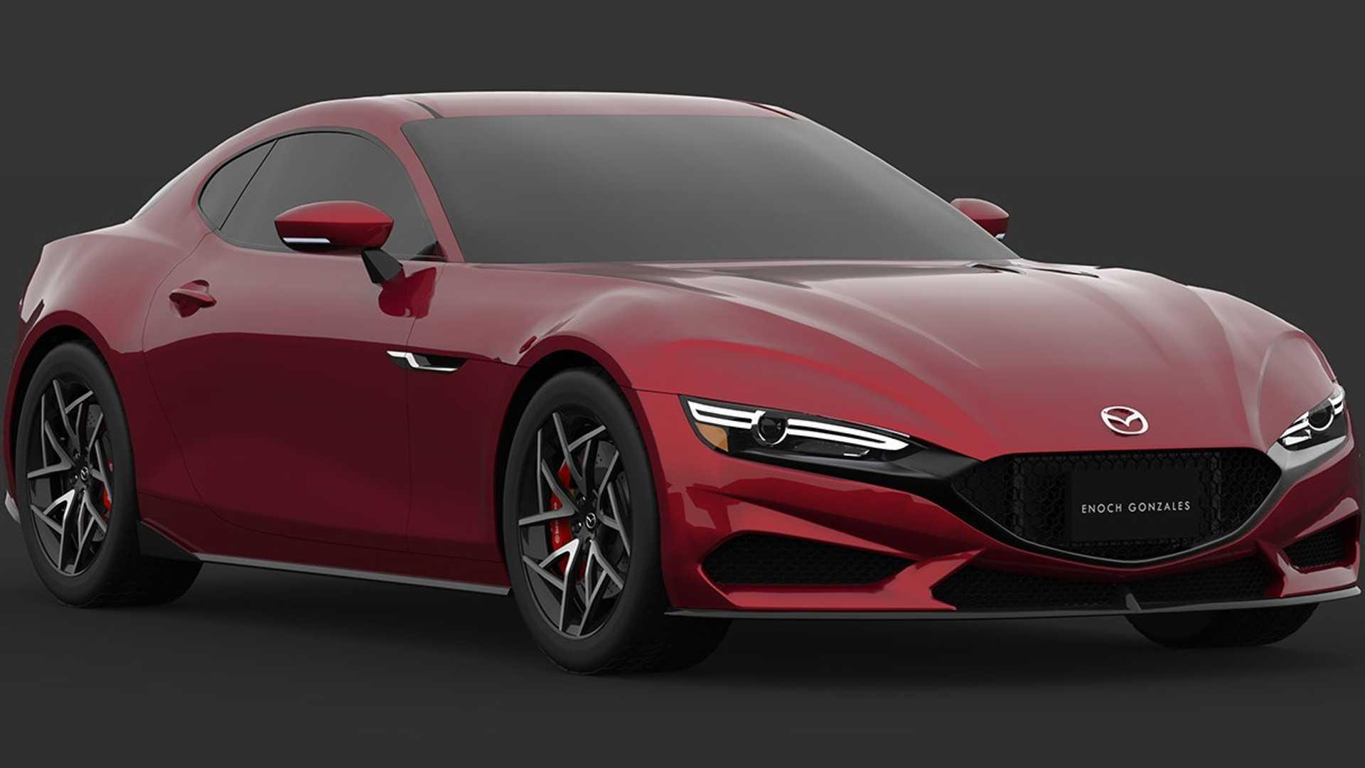 2021 Mazda RX7 Price