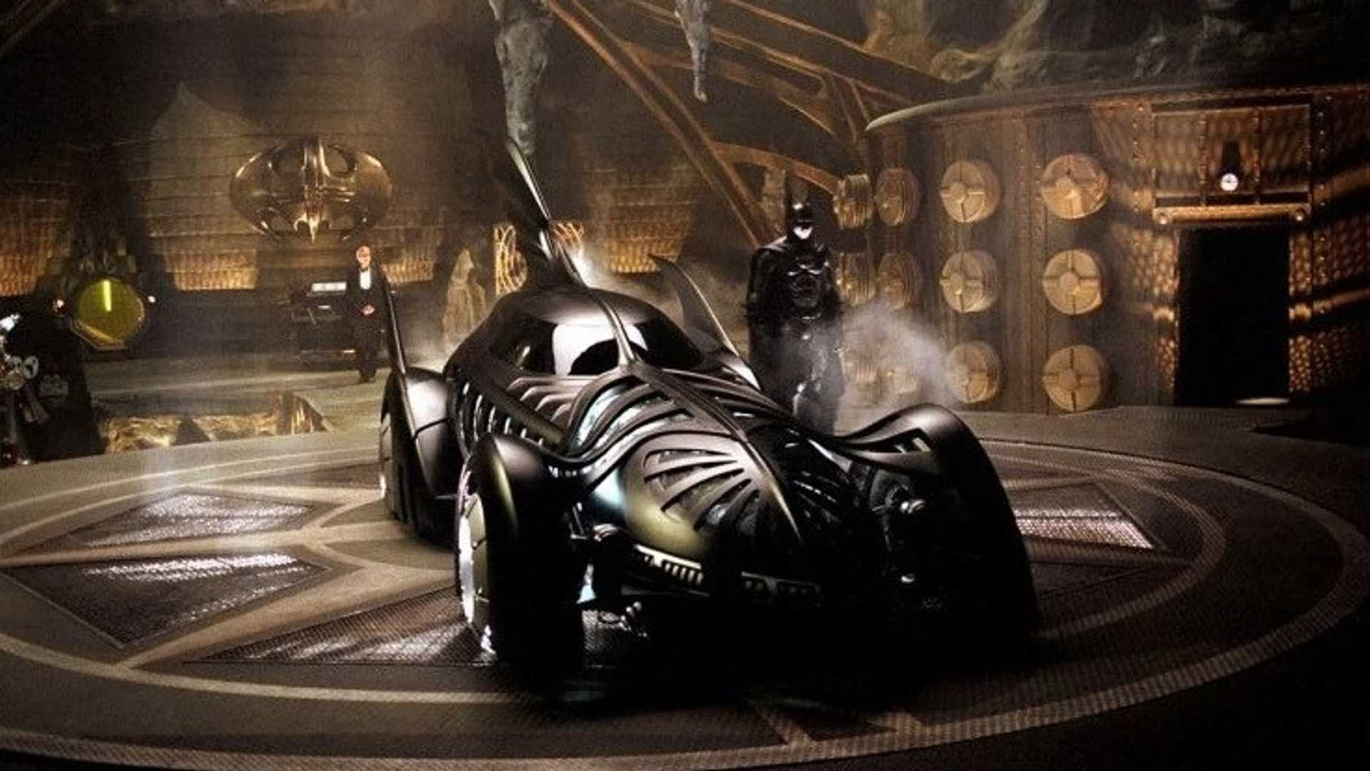 "[""The Next Batmobile Is Supposedly More Muscle Car And Less Tank""]"