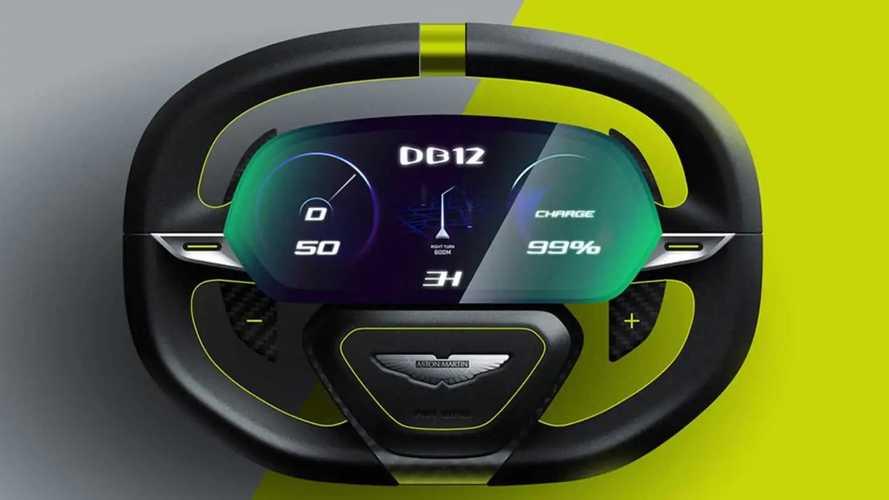 Aston Martin DB12 AMR imaginado