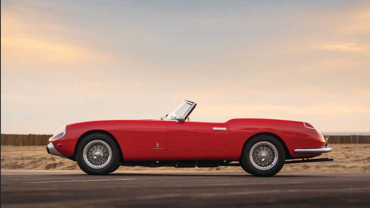 How High Will Bidding Get For This 1958 Ferrari 250 GT Cabriolet?