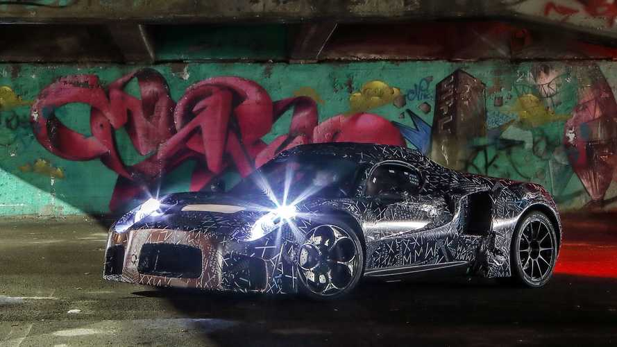 Maserati, il nome della nuova sportiva svelato il 20/02 alle 20.20