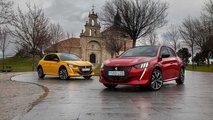 Peugeot 208 2020, prueba de gama
