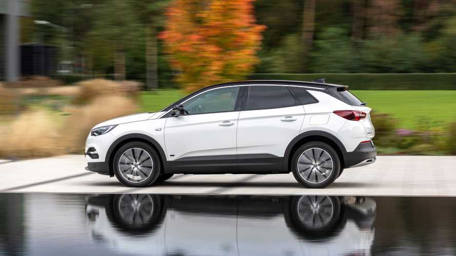 Opel Grandland X Hybrid To Be Available In Front-Wheel Drive Too