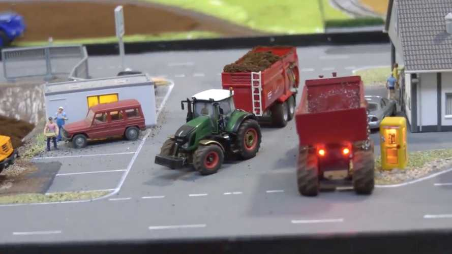 These tiny RC trucks are fully functional and massively brilliant