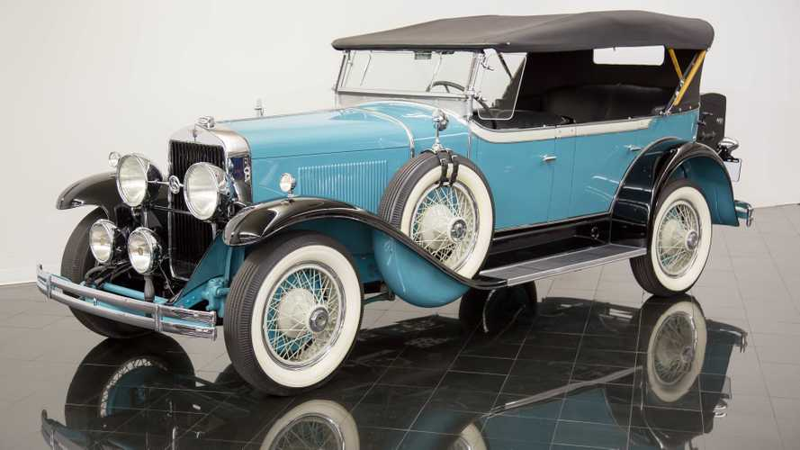 20 Of The Coolest Cars And Trucks From The Roaring '20s