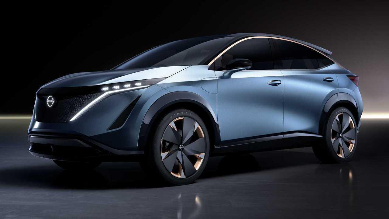 Nissan: Ariya Concept, Formula E Concept, Electric Ice Cream Truck