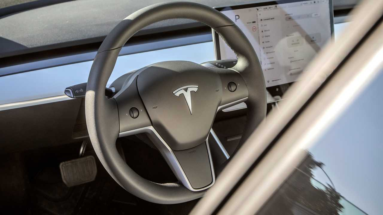 La nostra elettrica, Tesla Model 3