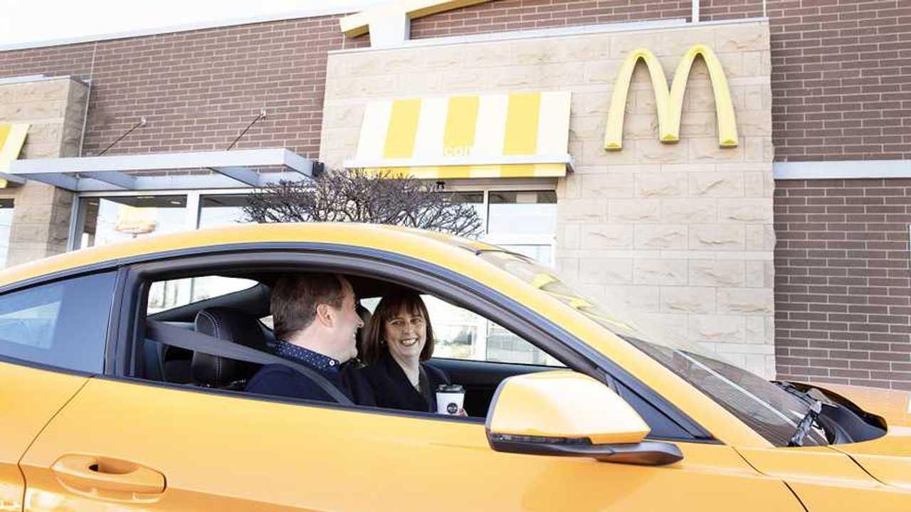 Ford e McDonald's per l'utilizzo degli scarti del caffè