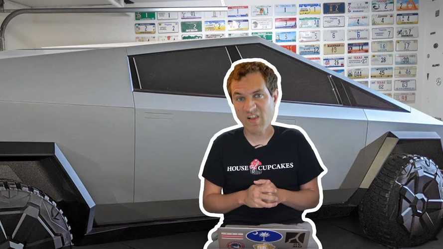 Doug DeMuro Doubles Down On Tesla Cybertruck After Rebuttals