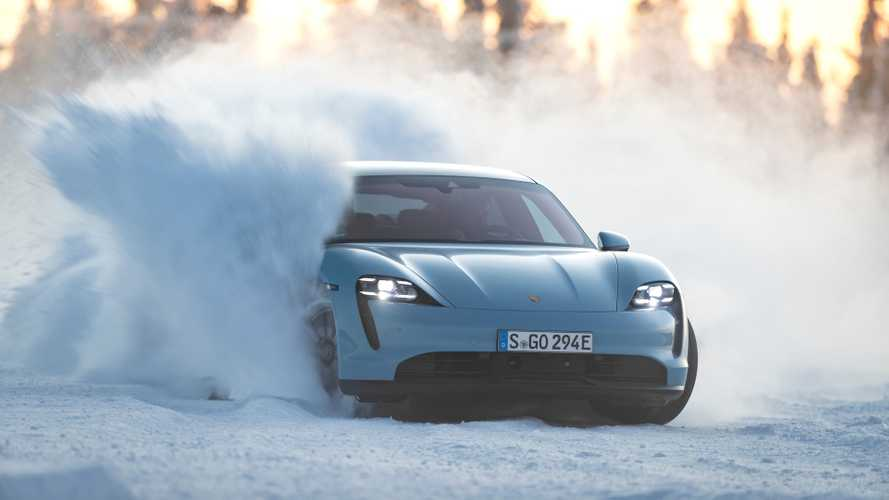 The Sun Names Porsche Taycan 4S The World's Best Electric Car