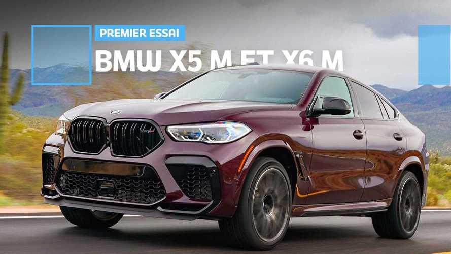 Essai BMW X5 M et X6 M (2020) - Est-ce mieux que l'Audi RS Q8 ?