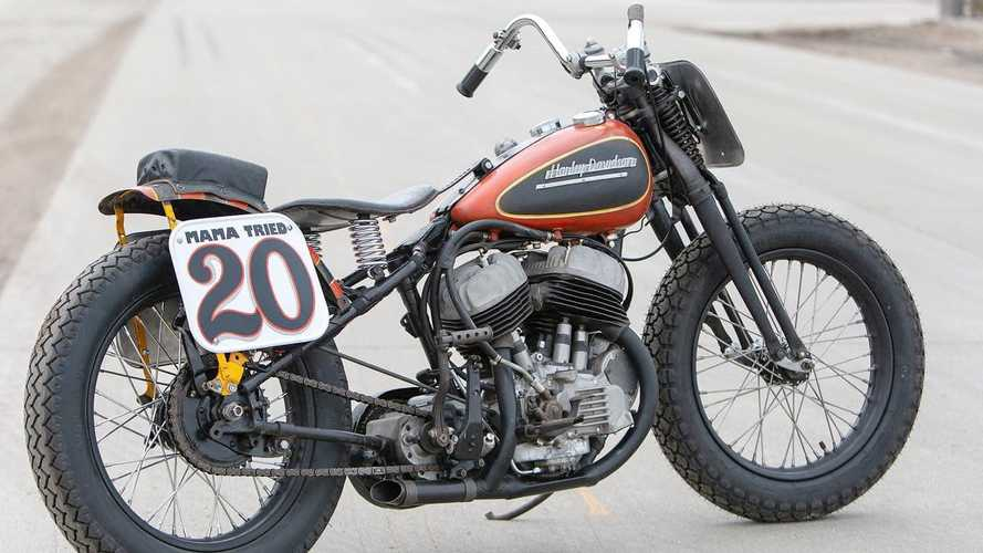 1951 Harley-Davidson WR