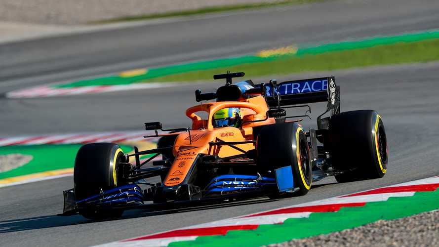 Norris: F1 shutdown has created 'level playing field'