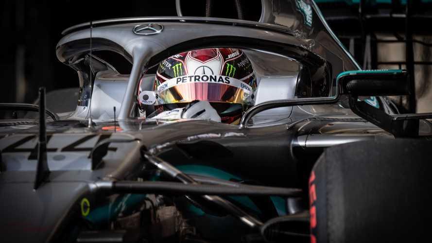 ROKiT devrait devenir sponsor de Mercedes en F1