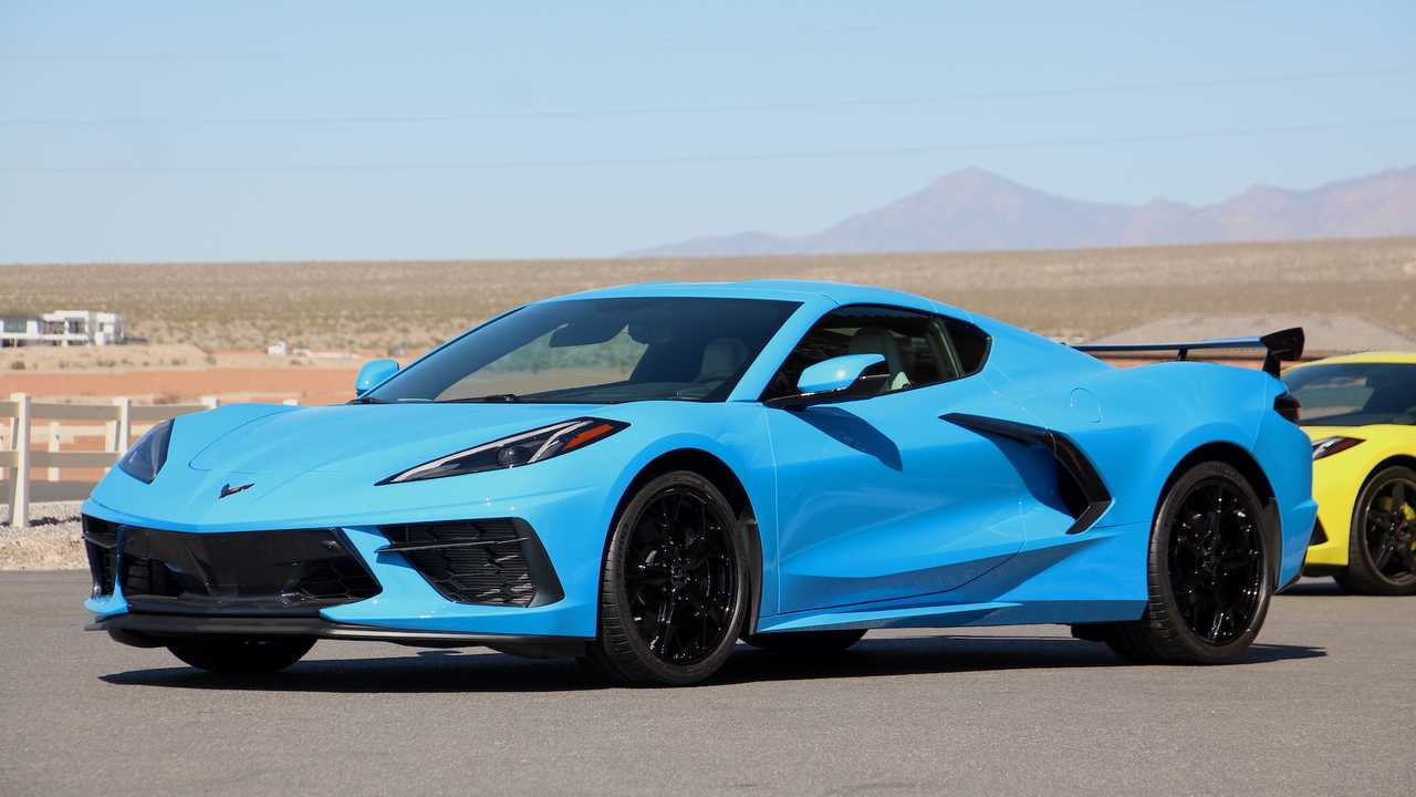 2020 Corvette C8 Can Be Test-Driven On Race Track For Only $300 - Motor1