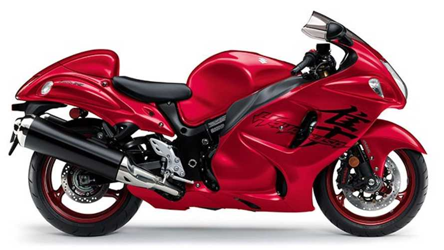 Suzuki Cuts The Hayabusa From Its Lineup In India
