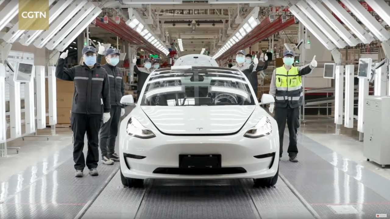 Tesla Gigafactory 3 (Source: Jason Yang)