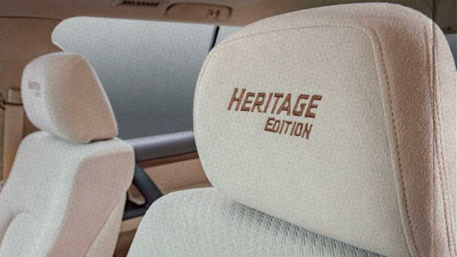 Toyota Land Cruiser Heritage Edition для ОАЭ