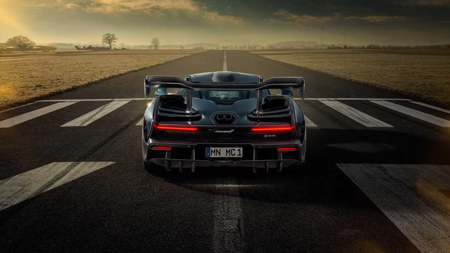 McLaren Senna by Novitec sounds absolutely bonkers