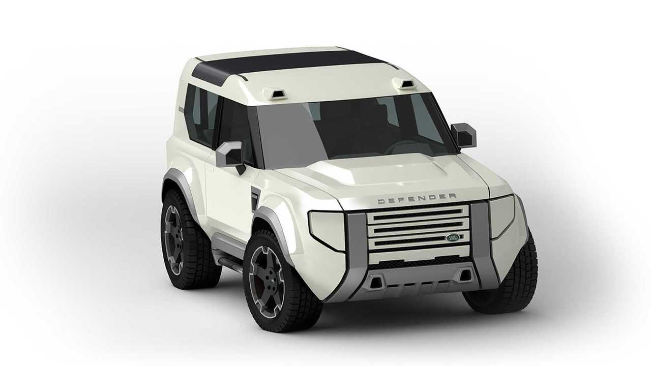 Land Rover Defender Sport