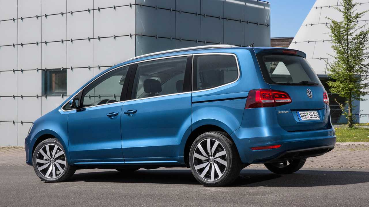 2020 VW Sharan Concept