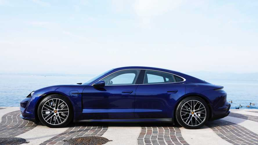 Porsche Taycan Turbo Range Much Higher Than EPA In Independent Test
