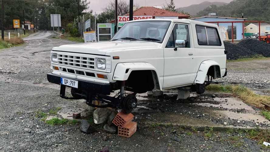 Праворульная резервация: 11 старых машин с Кипра