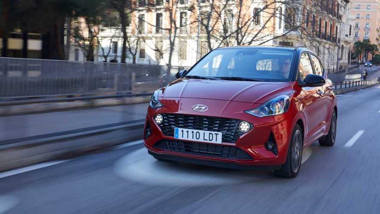 Hyundai i10 2020, primera prueba