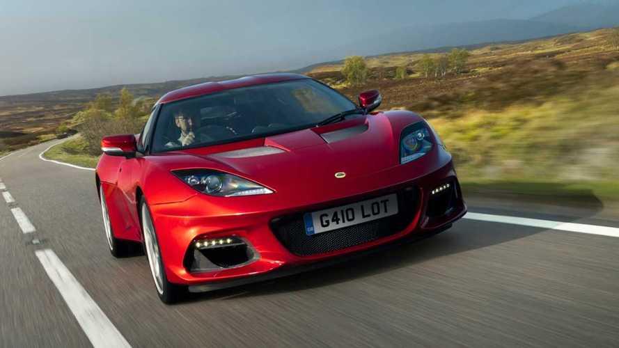 Les ventes de Lotus ont progressé l'année dernière