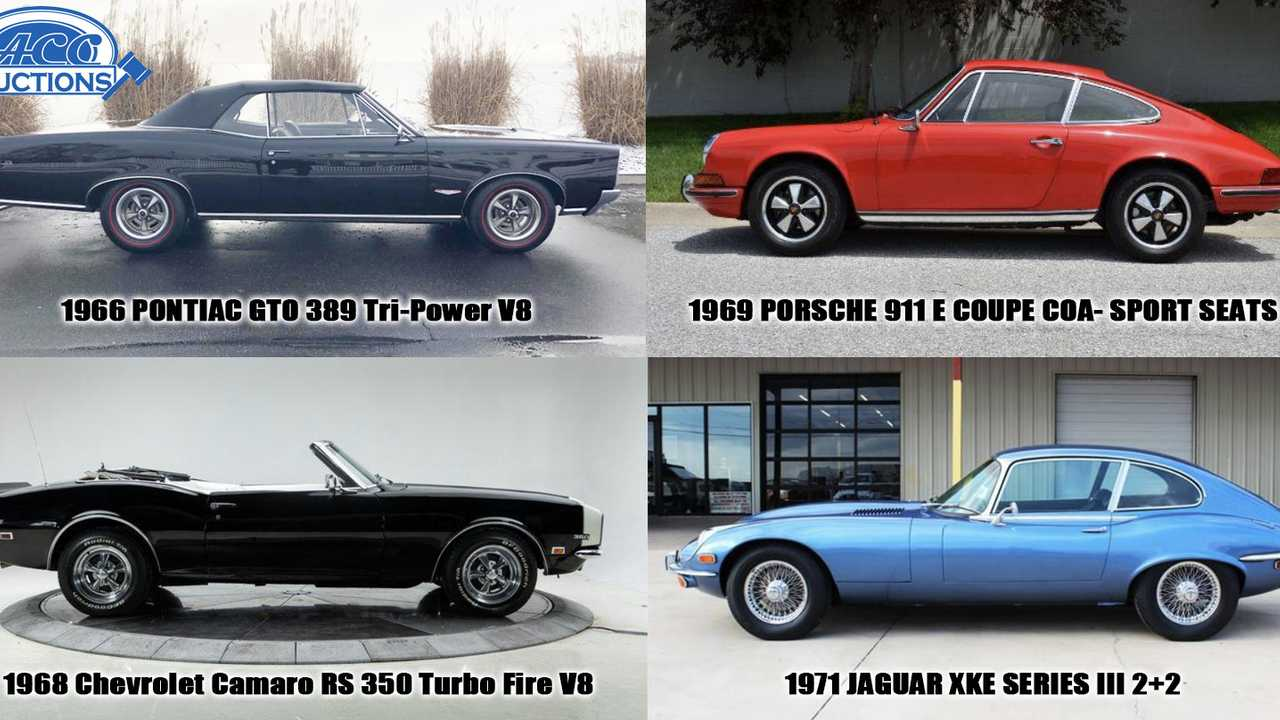 Which Of These Four Classics Would You Choose?