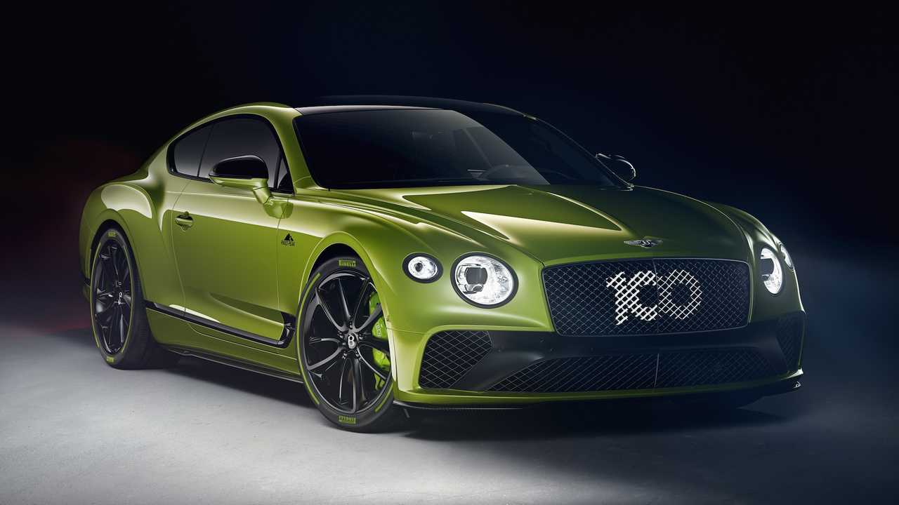 Radium Green: Bentley