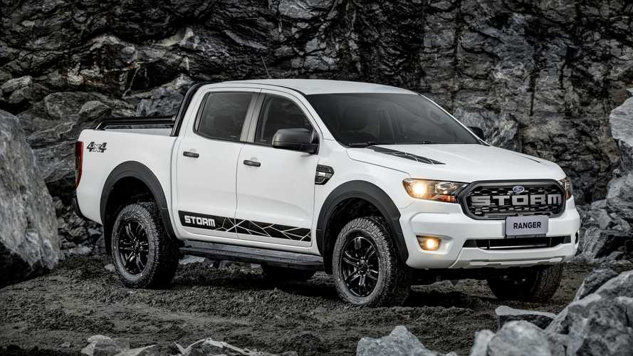 Ranger encosta de vez na S10 entre as picapes; veja ranking de vendas
