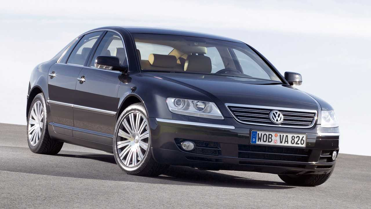 Volkswagen Phaeton (2002 - 2016)