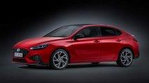 Hyundai i30 fastback restyling (2020)