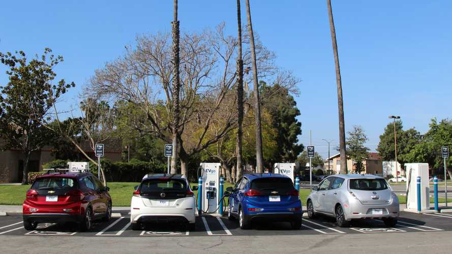 There Are Over 80,000 Public Charging Points In The U.S.