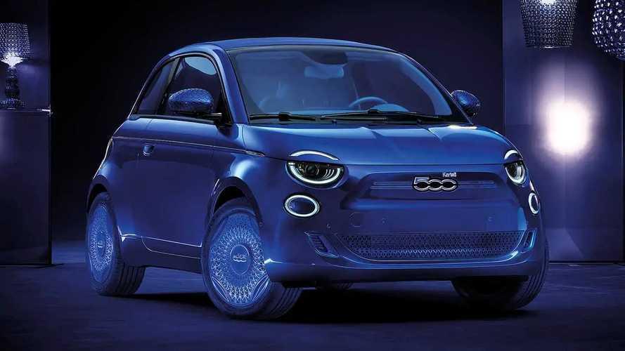 Nuova Fiat 500 Kartell
