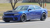 2020 Dodge Charger SRT Hellcat Redeye Spy Photos