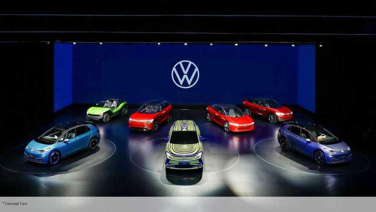 Volkswagen ID concepts