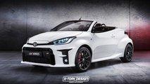 Toyota GR Yaris Cabriolet: Irre Idee für eine Open-Air-Rakete