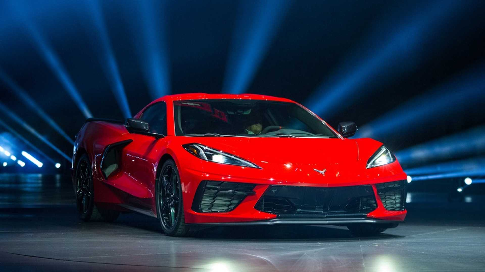 Who Bought The 2020 Chevy Corvette C8 VIN 001 For $3M ...
