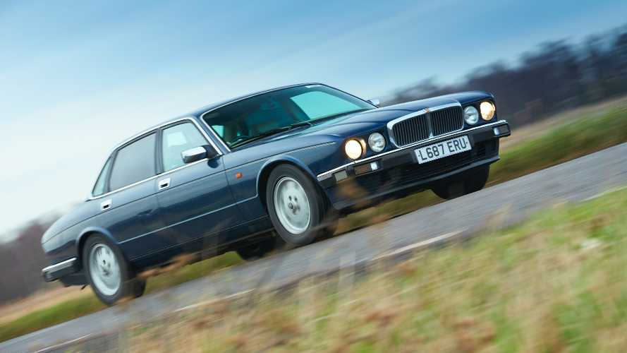 Bangernomics: Meet our £500 Jaguar XJ40