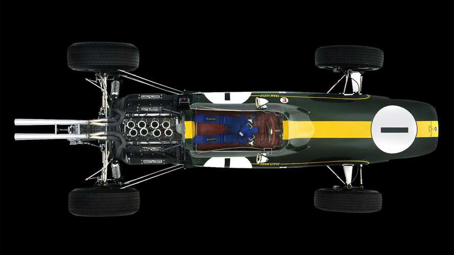 F1 Racing Retro: The Lotus 25