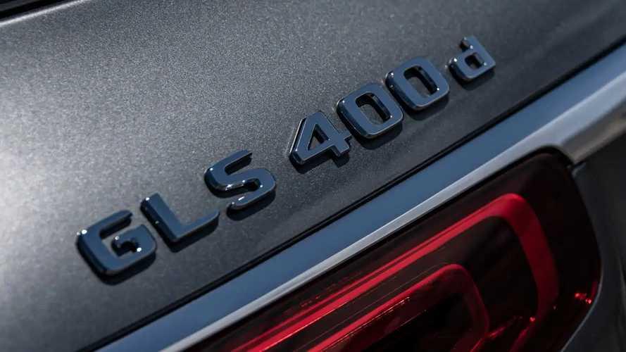 Mercedes GLS, la prova