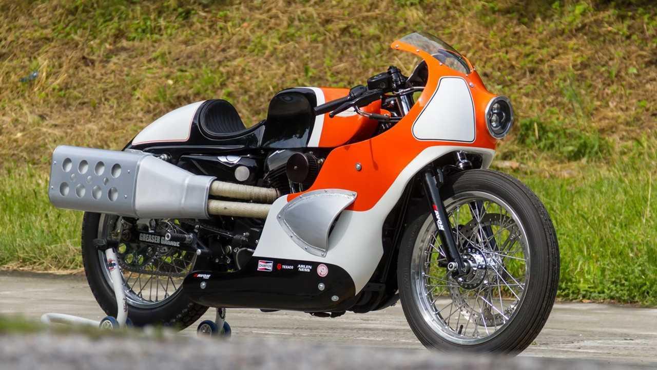 Godhammer: 2016 Harley-Davidson Sportster Forty-Eight